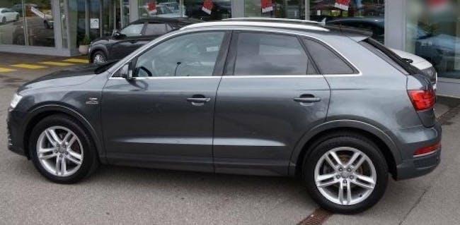 suv Audi QUATTRO Ratenzahlung über Garage - AUDI Q3 2.0 TDI sport quattro