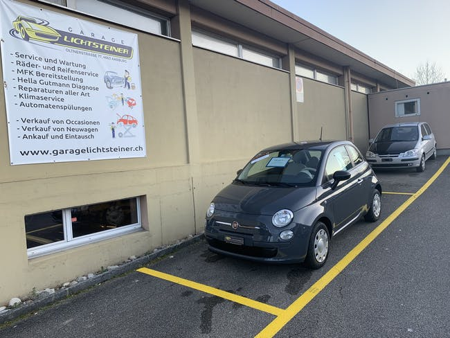 saloon Fiat 500 1.2 Lounge