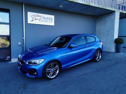 saloon BMW 1er 120d xDrive M Sport