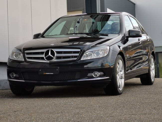 saloon Mercedes-Benz C-Klasse C 250 CDI Blue Efficiency Avantgarde Automatic