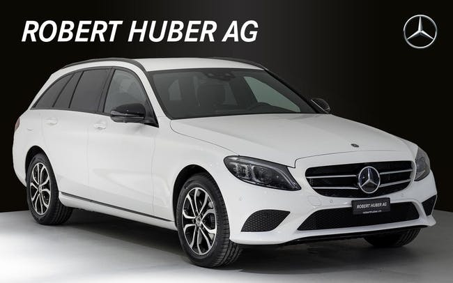 estate Mercedes-Benz C-Klasse C 220 d Avantgarde 4Matic 9G-Tronic