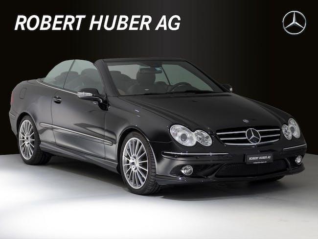 cabriolet Mercedes-Benz CLK 55 AMG Avantgarde Automatic