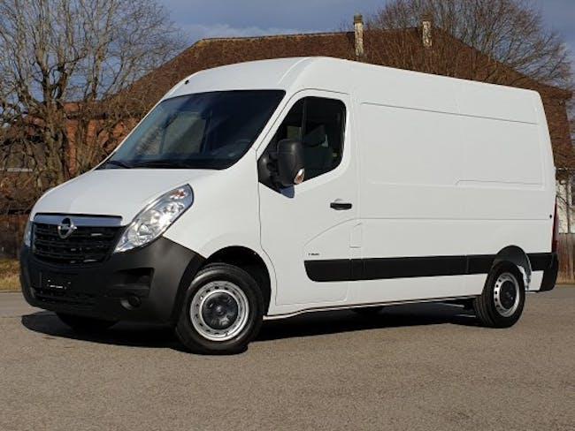 van Opel Movano 2.3DT 3.5 L2H2