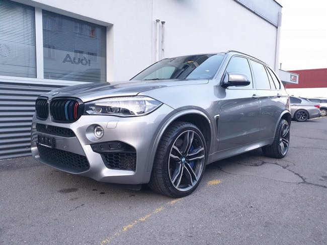 suv BMW X5 M Steptronic