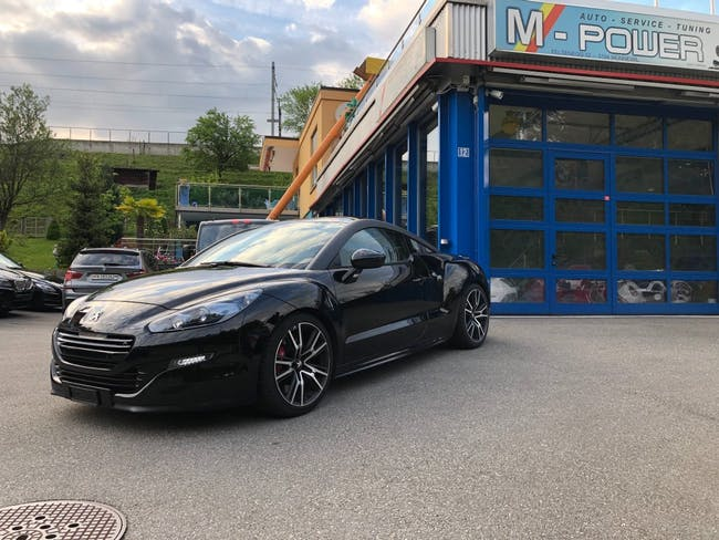 coupe Peugeot RCZ R 1.6 Turbo