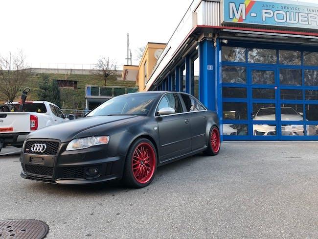 saloon Audi S4 / RS4 RS4 4.2 V8 quattro