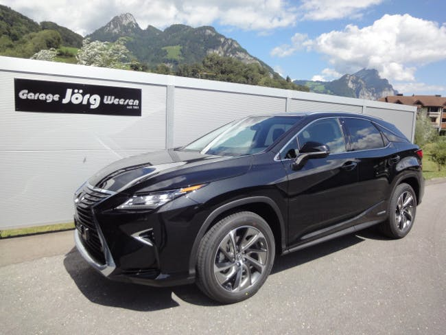 suv Lexus RX 450h excellence AWD