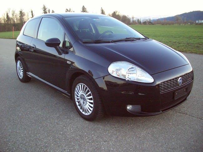 saloon Fiat Punto 1.9 JTD Sport