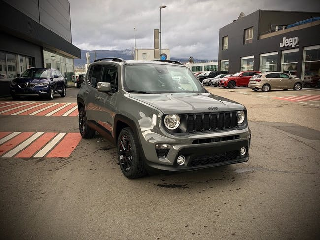 suv Jeep Renegade 1.0 120cv MT Night Eagle