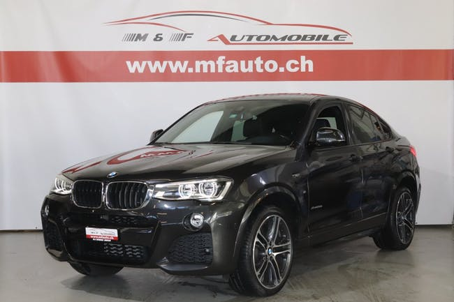 suv BMW X4 F26 20d xDrive M - PACKET