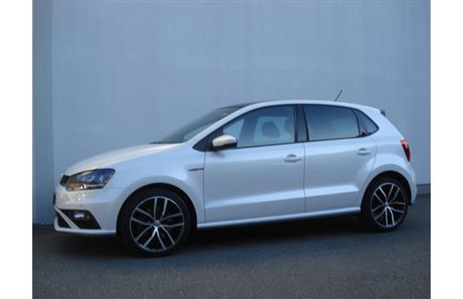 saloon VW Polo 1.8 TSI GTI DSG
