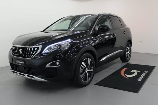 suv Peugeot 3008 1.2 AT Allure