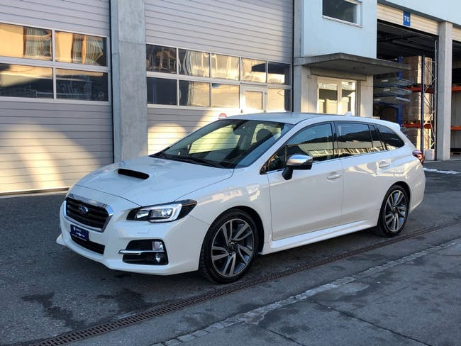 estate Subaru Levorg 1.6DIT Luxury S AWD Lineartronic