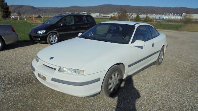 coupe Opel Calibra 2.0i