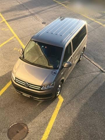 bus VW T6 Multivan T6