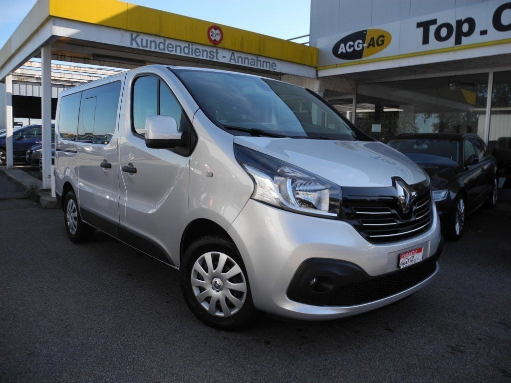bus Renault Trafic ENERGY dCi 140 Passenger Expression