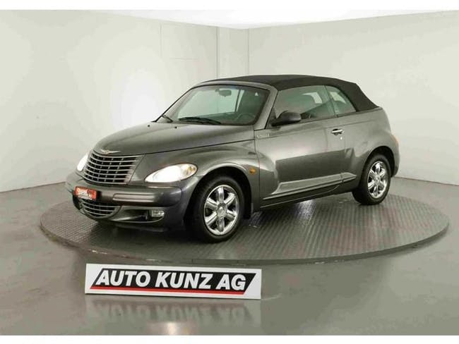 cabriolet Chrysler PT CRUISER Cabrio 2.4 Limited-Edition 2