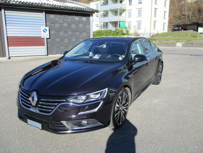 saloon Renault Talisman 1.6 TCe Initiale EDC