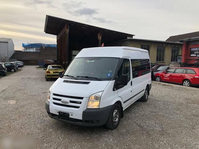 bus Ford Transit 300M Frisch AB MFK 9 Plätze Mit Klima