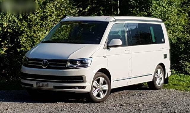 bus VW T6 California Ocean Grey zu verkaufen