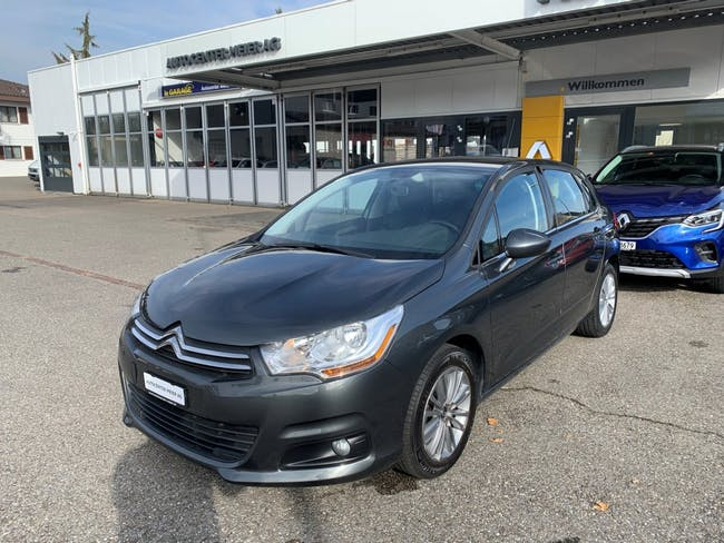 saloon Citroën C4 Berline 1.6 e-HDi Séduction EGS6