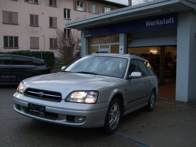 estate Subaru Legacy Station 2.0 Swiss 2000