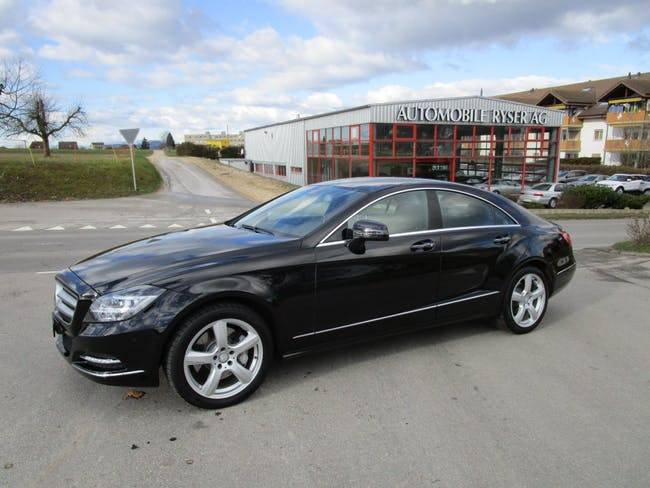 saloon Mercedes-Benz CLS 350 CDI 4Matic 7G-Tronic