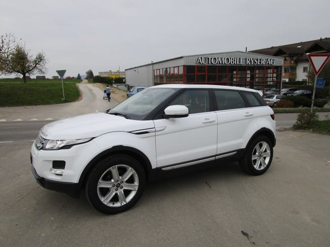 suv Land Rover Range Rover Evoque 2.2 SD4 Prestige AT6