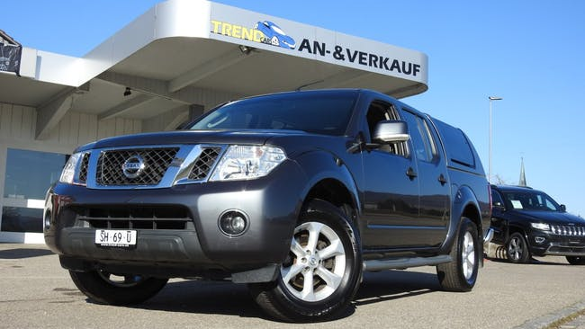 suv Nissan Navara Double Cab SE 2.5 dCi 4WD Automat