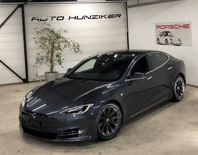 saloon Tesla Model S 100 D 525PS Allrad Maximale Reichweite