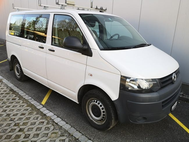 bus VW T5 2.0 TDI BMT 4Motion