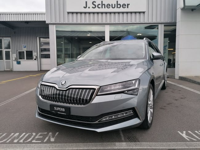 estate Skoda Superb 1.4 TSI PHEV Style DSC