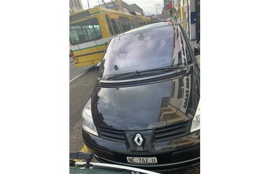 van Renault Espace Grand Espace 2.0 dCi Dynamique