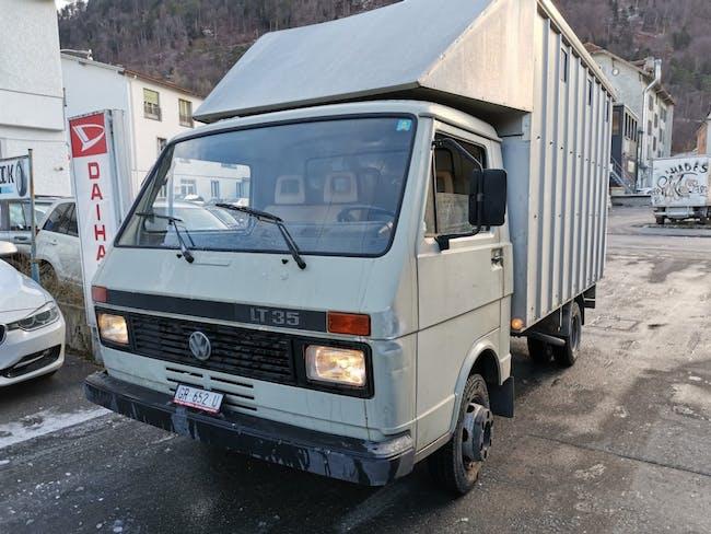 saloon VW LT 35 2.4 Benzin