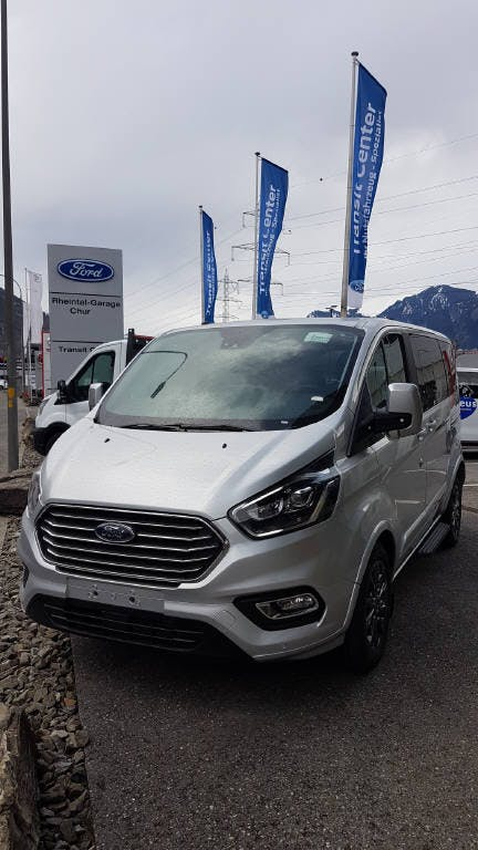 bus Ford Tourneo 2.0 TDCi 185 Titanium X