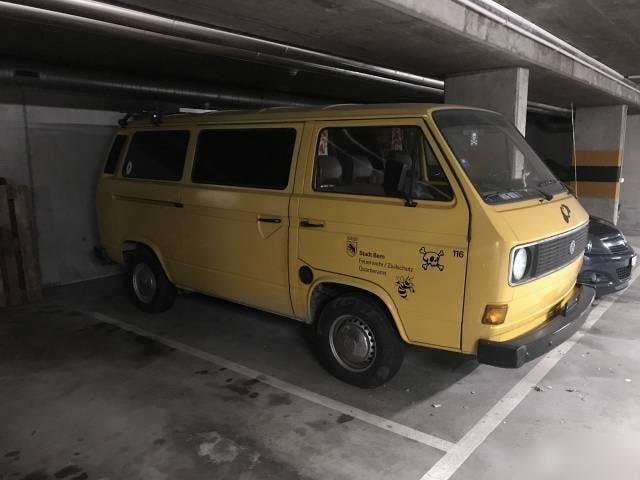 bus VW Typ 2 Bus Typ 2 (T3) zu verkaufen
