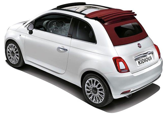 cabriolet Fiat 500 C 1.2 Lounge