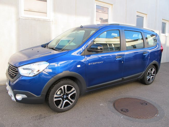 van Dacia Lodgy TCE 130 Celebration 7PL