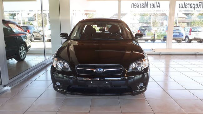estate Subaru Legacy Station 2.0 R Swiss