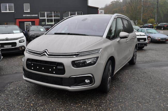van Citroën C4 Picasso C4 Grand Picasso 1.6 THP 165 Feel Edition