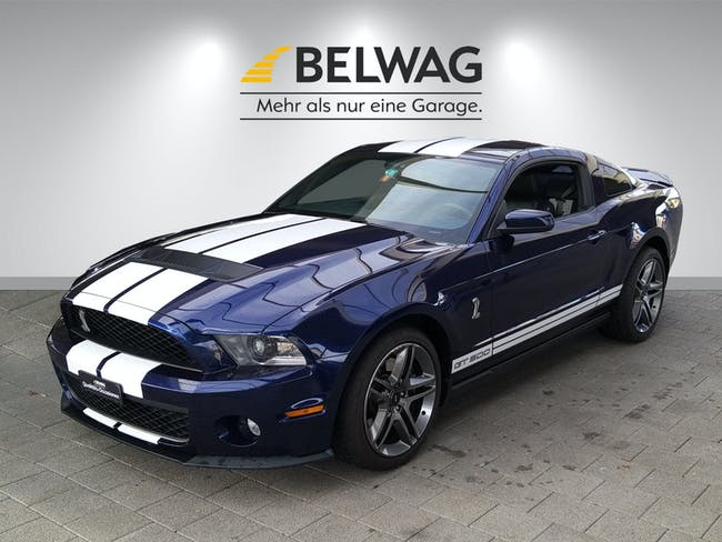saloon Ford Mustang Shelby GT/500 6G