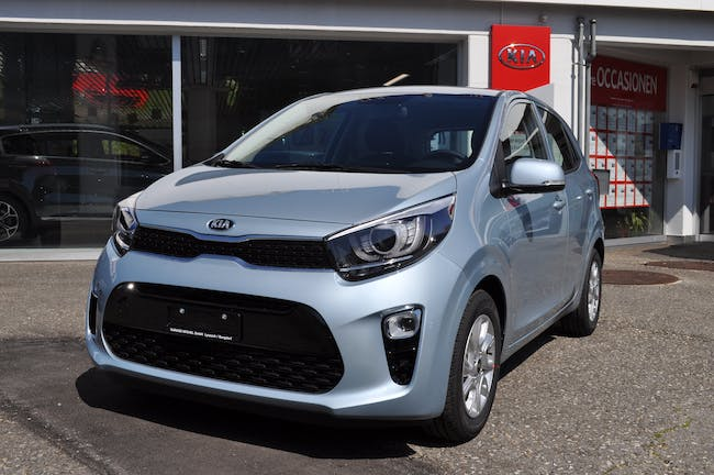 saloon Kia Picanto 1.2 CVVT Power 25+