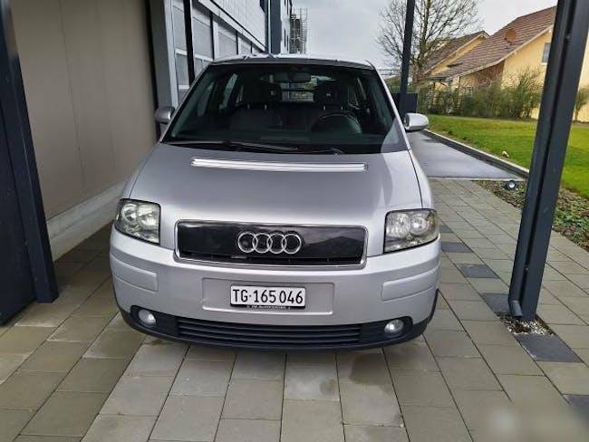 saloon Audi A2 1.4 TDI
