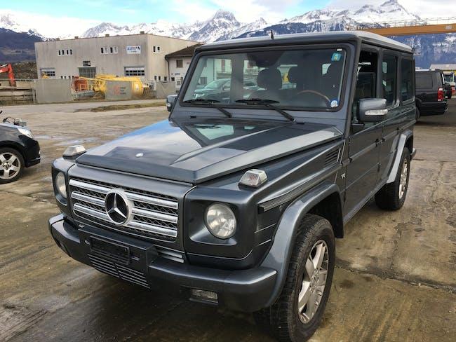 suv Mercedes-Benz G-Klasse G 400 CDI lang Wagon