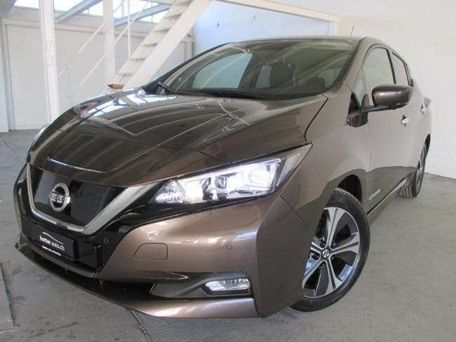 saloon Nissan Leaf N-Connecta (incl battery)