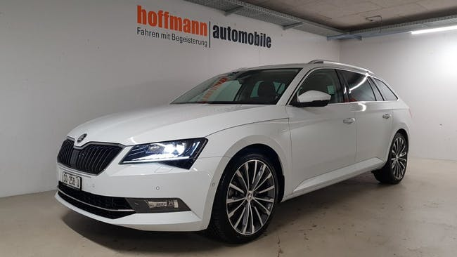 estate Skoda Superb Combi 2.0 TSI L&K DSG 4x4