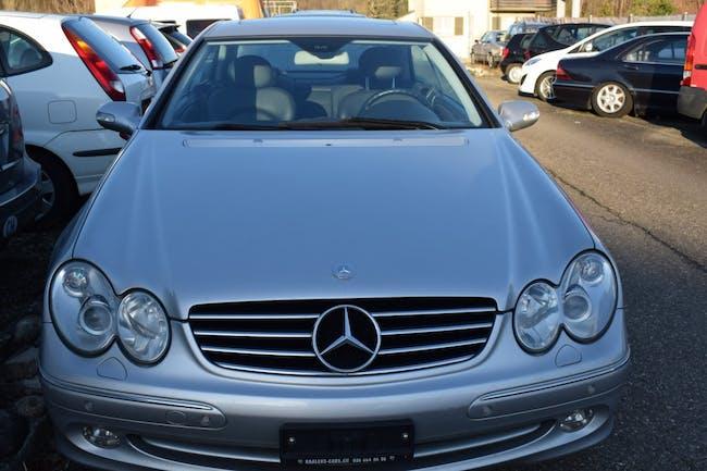 coupe Mercedes-Benz CLK 320 Elégance Automatic