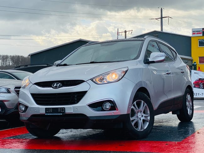 suv Hyundai ix35 iX 35 2.0 CRDi Premium 4WD Automatic