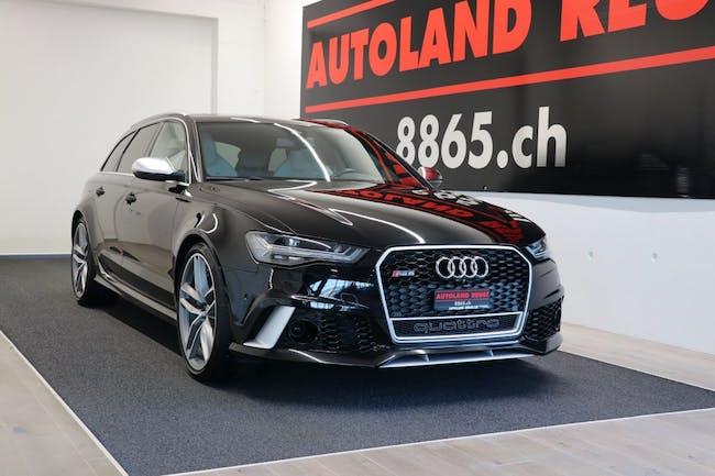 estate Audi S6 / RS6 RS6 Avant 4.0 TFSI V8 quattro Tiptronic