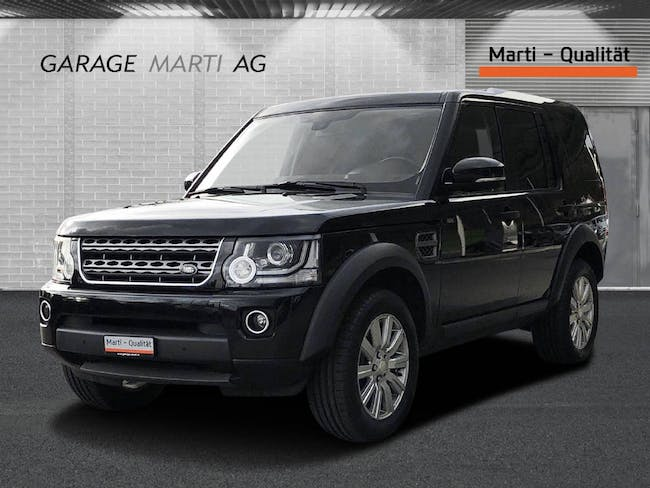 suv Land Rover Discovery 3.0 TDV6 210 S